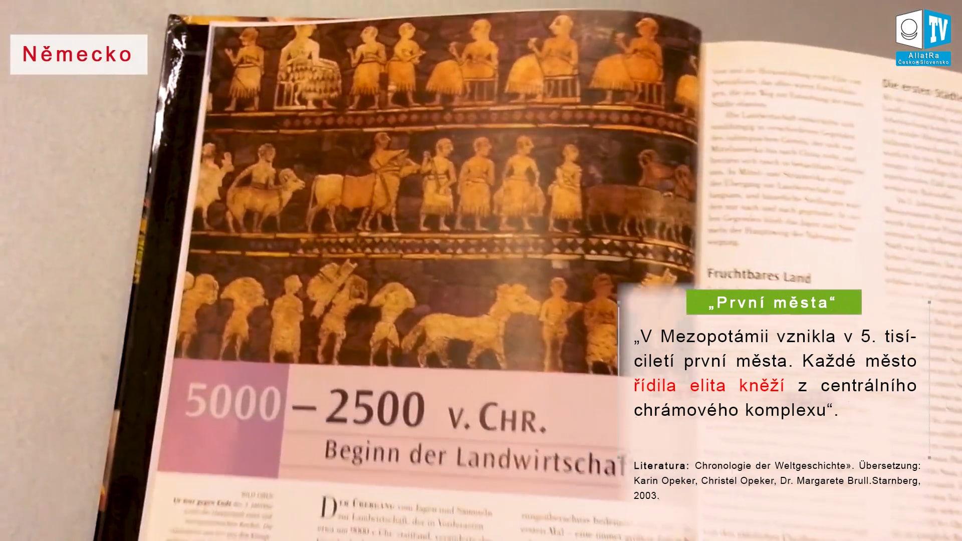 První města světa, 5. tisíciletí