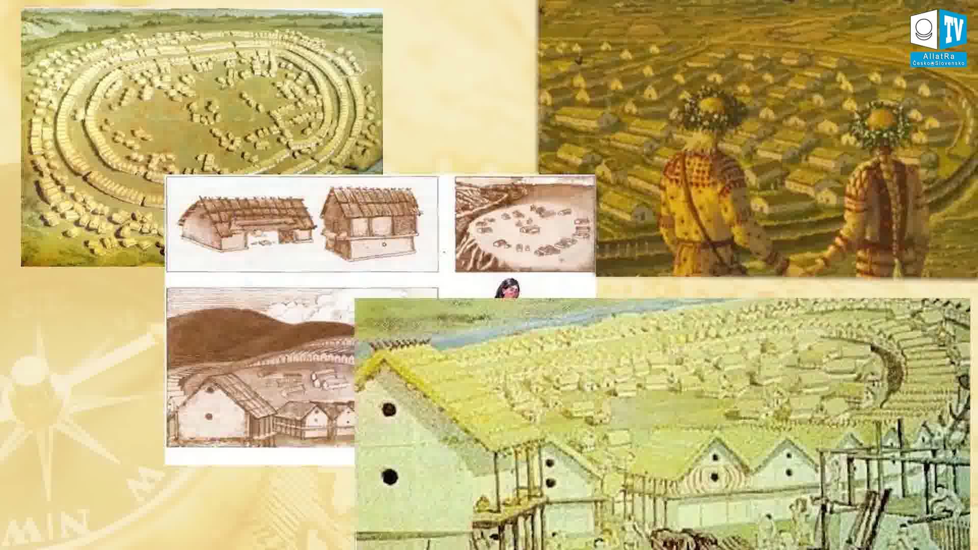 Stavby starověkých civilizací