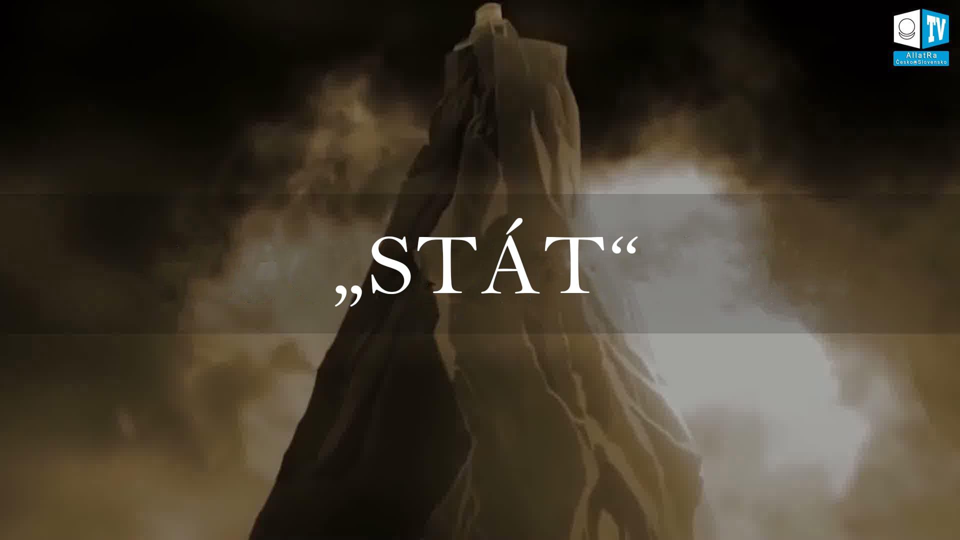 Slovo stát