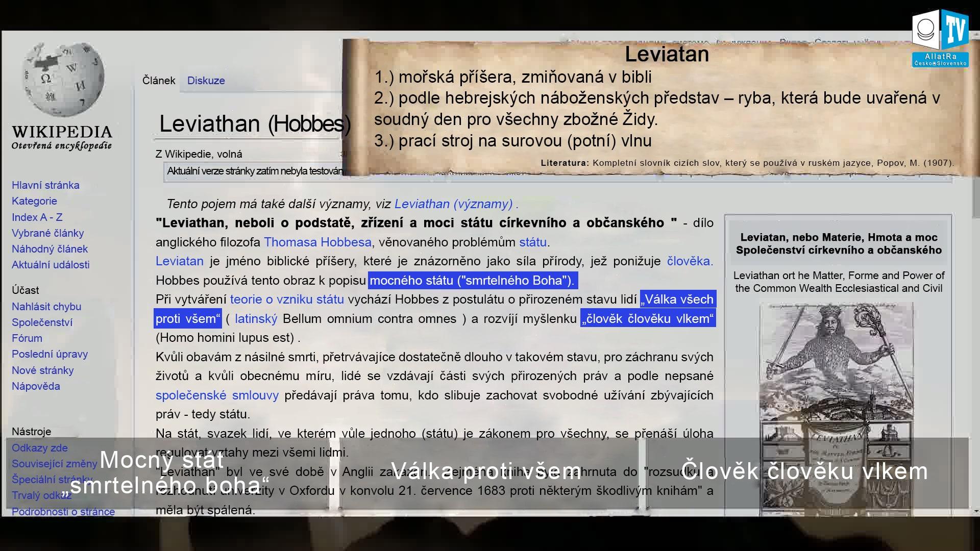 Leviatan Foto