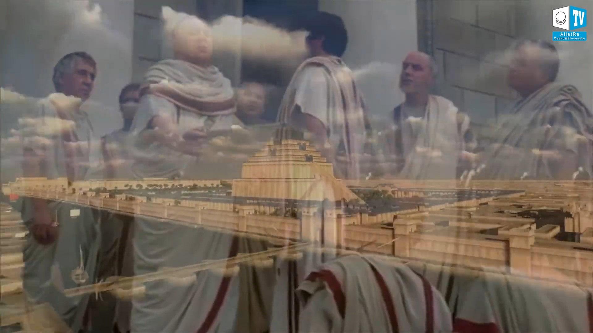 Rozšiřování systému vlády ve starověku. Foto