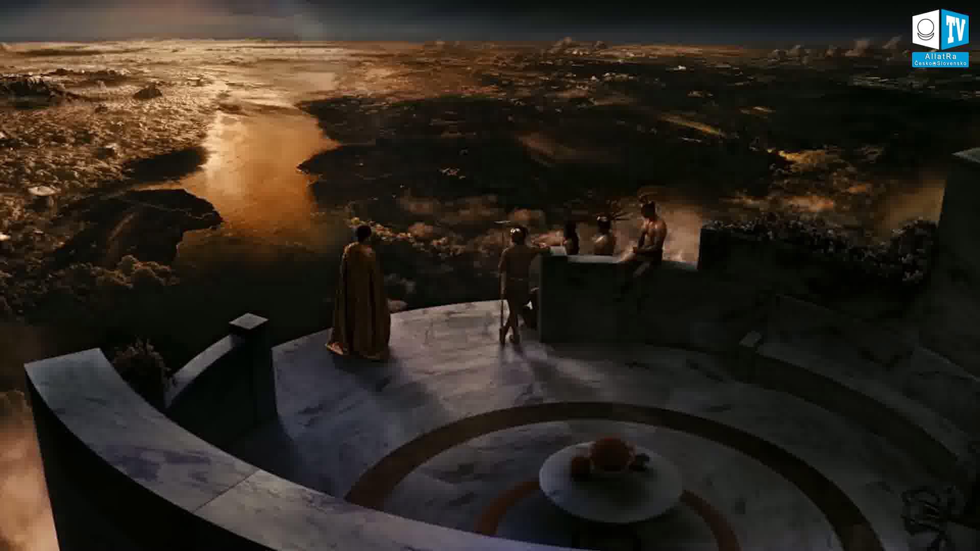 Nadvláda shromáždění bohů v Mezopotámii