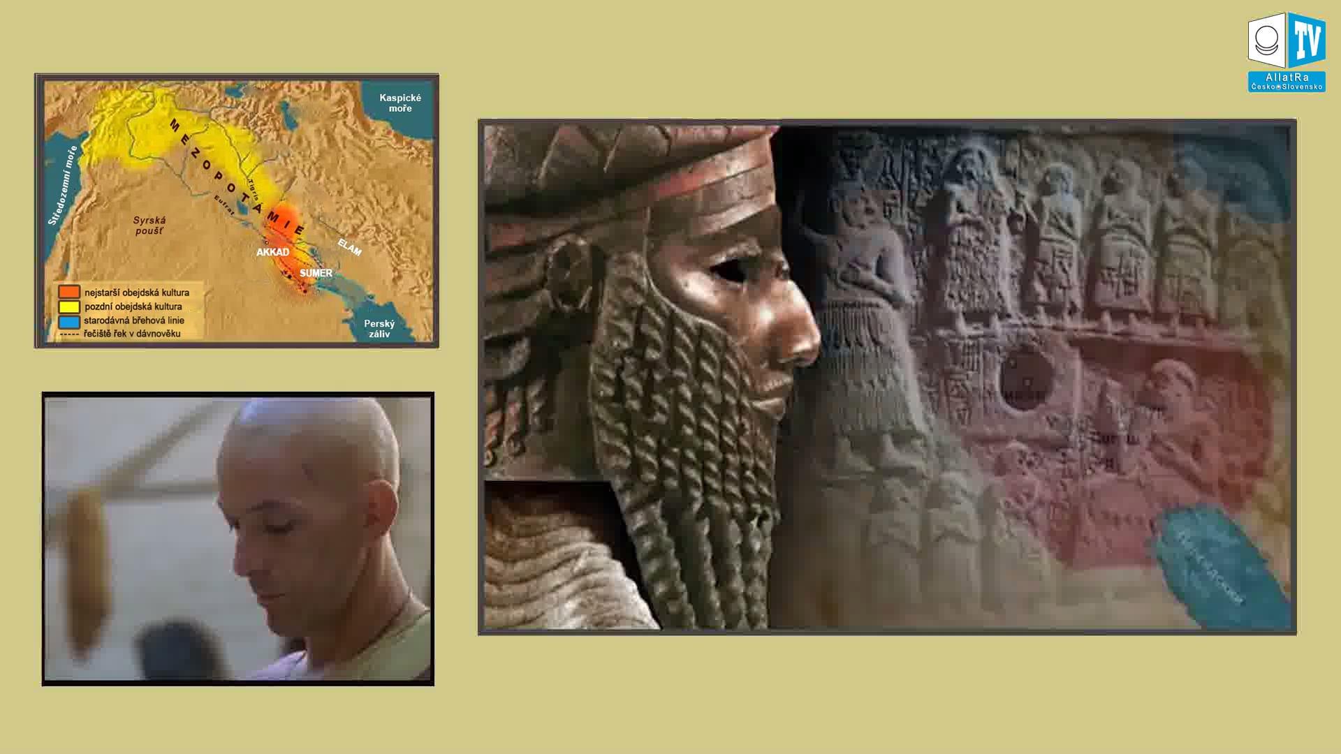 Starověké kresby na tabulkách. Foto