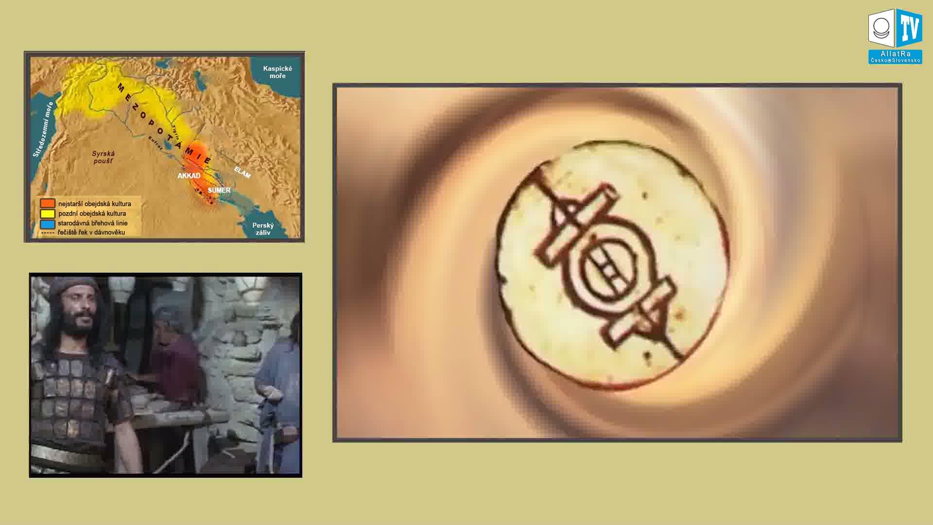 Starověké znaky matriarchátu. Foto