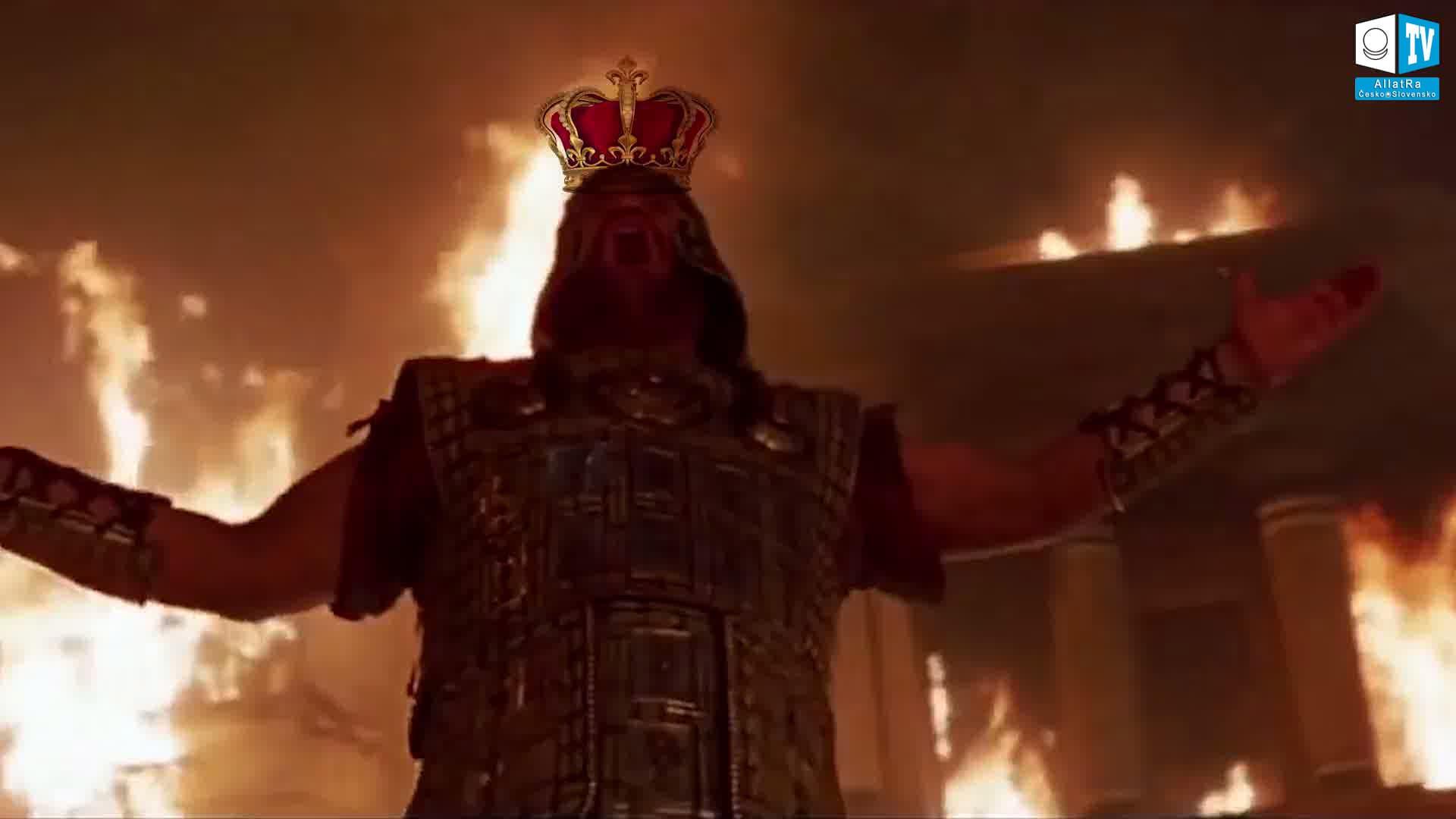 Boj o moc ve starověku. Foto