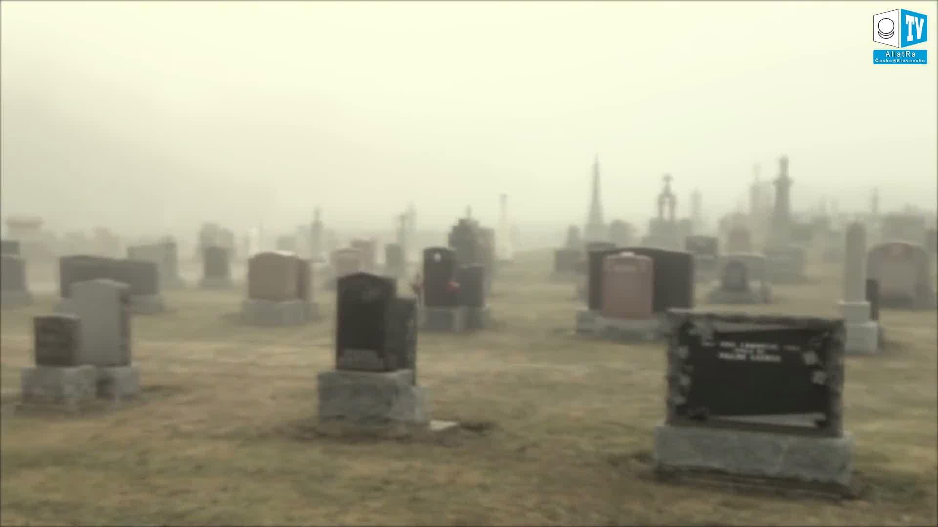 Hřbitov. Foto
