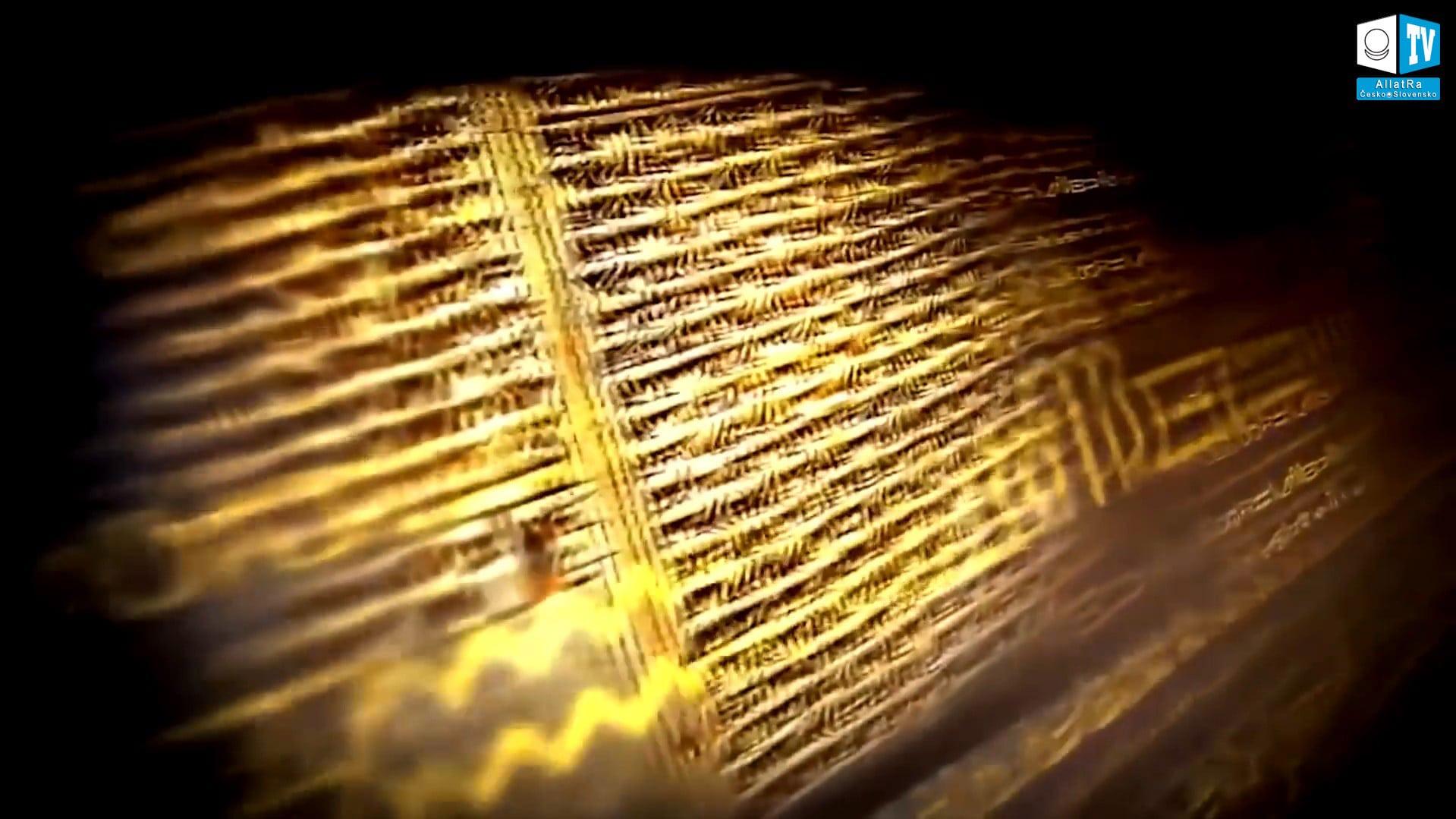 Tabulky - výroční zprávy ve starověku. Foto
