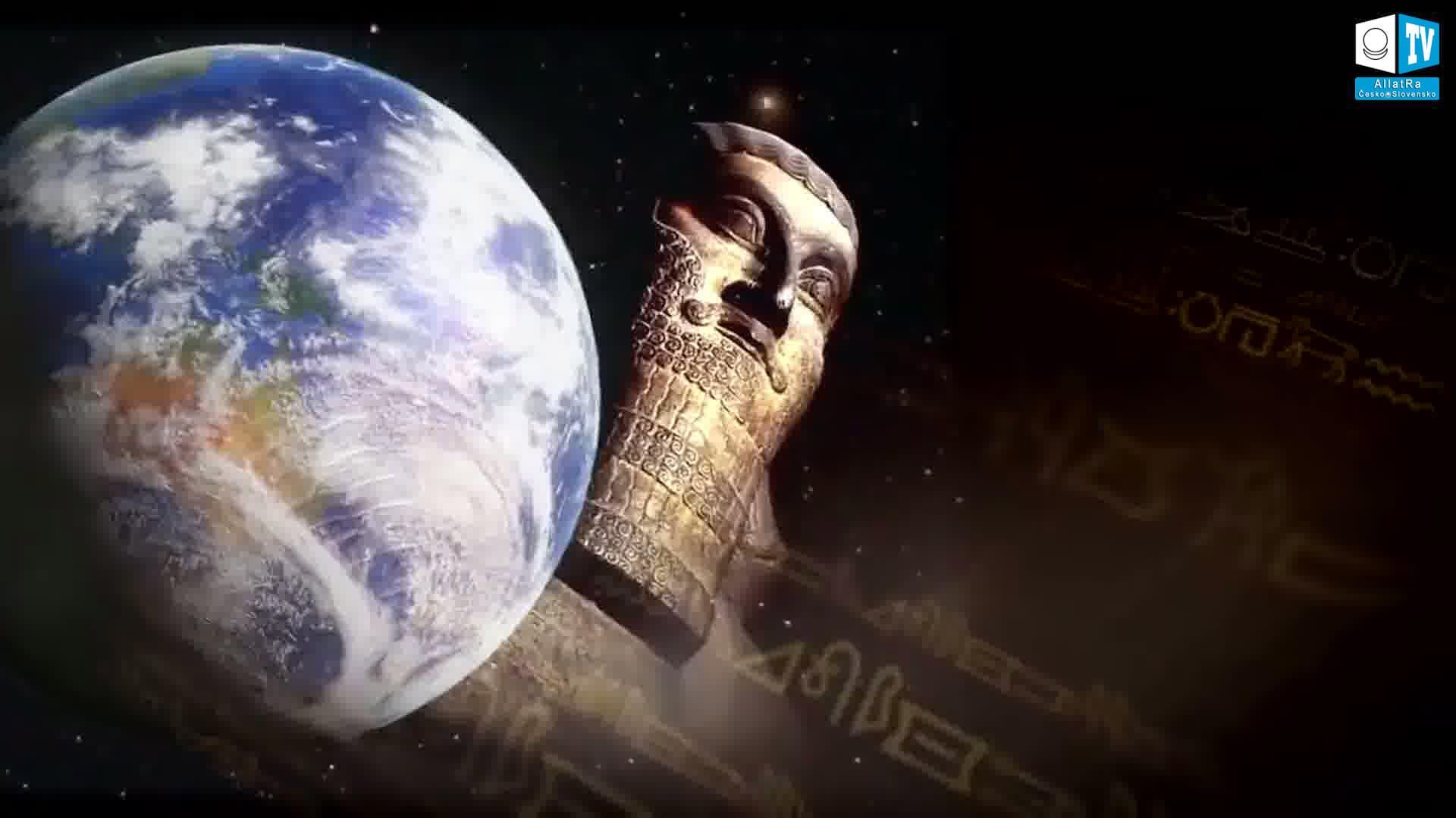 Literární dědictví starověké Mezopotámie. Foto