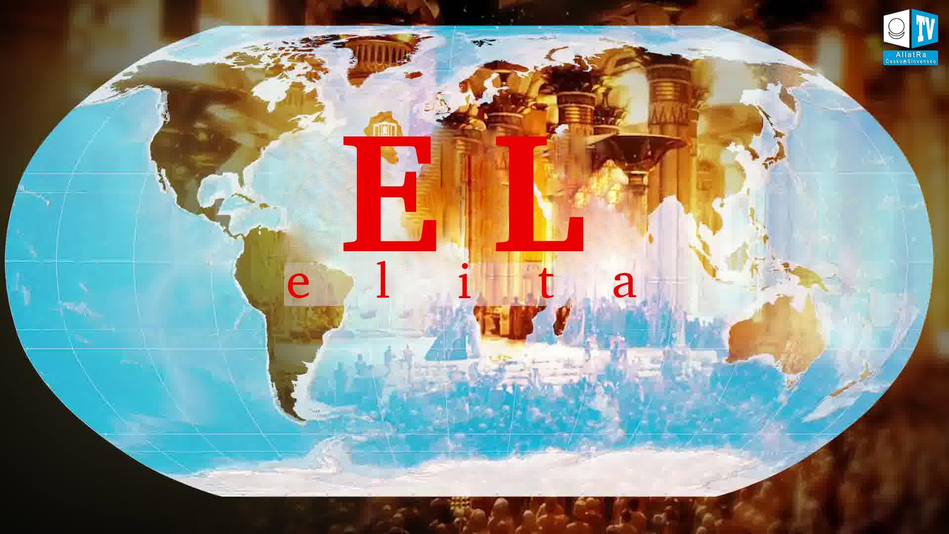 bůh El a elita. Foto