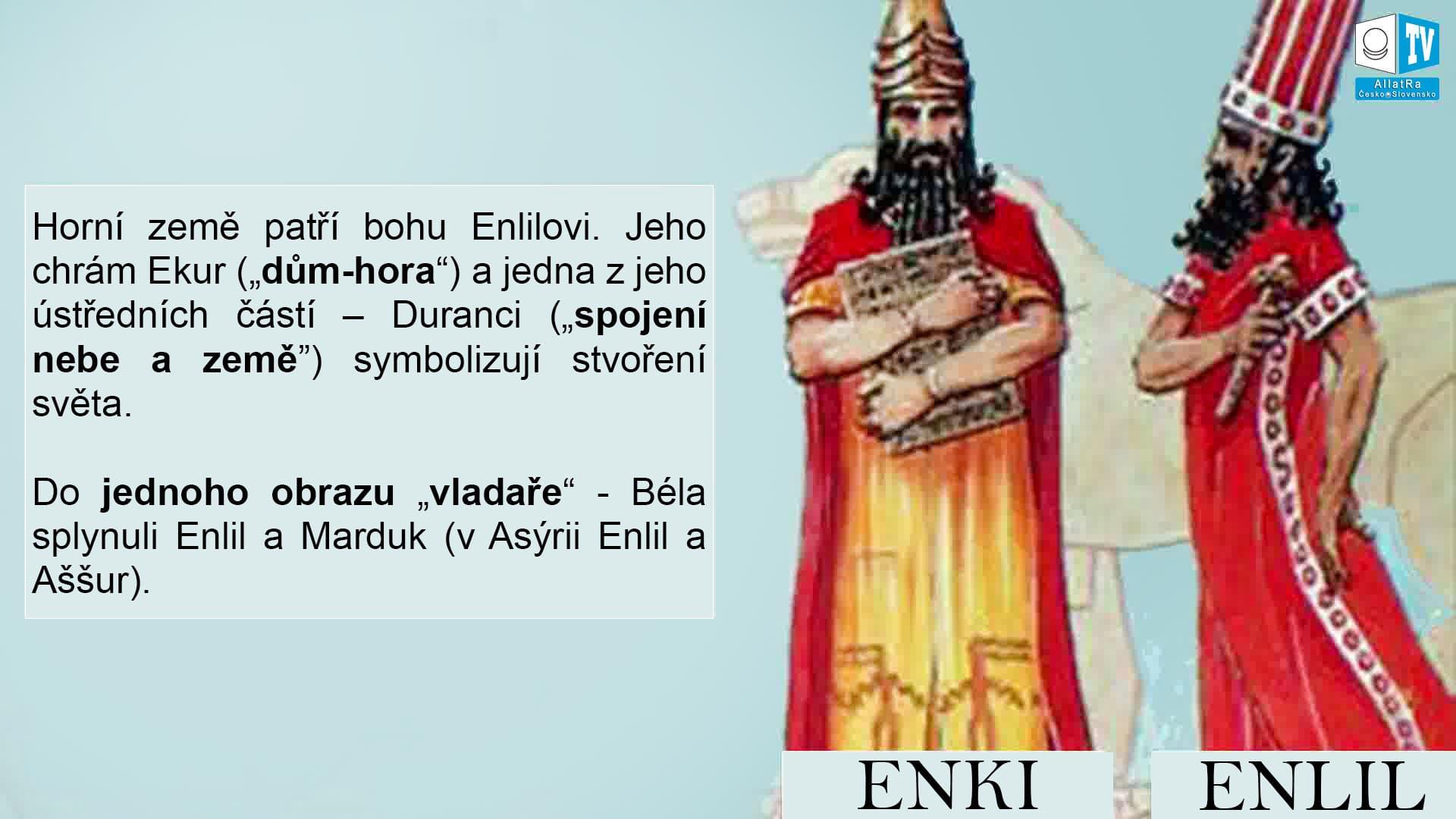 Enki. Enlil. Foto