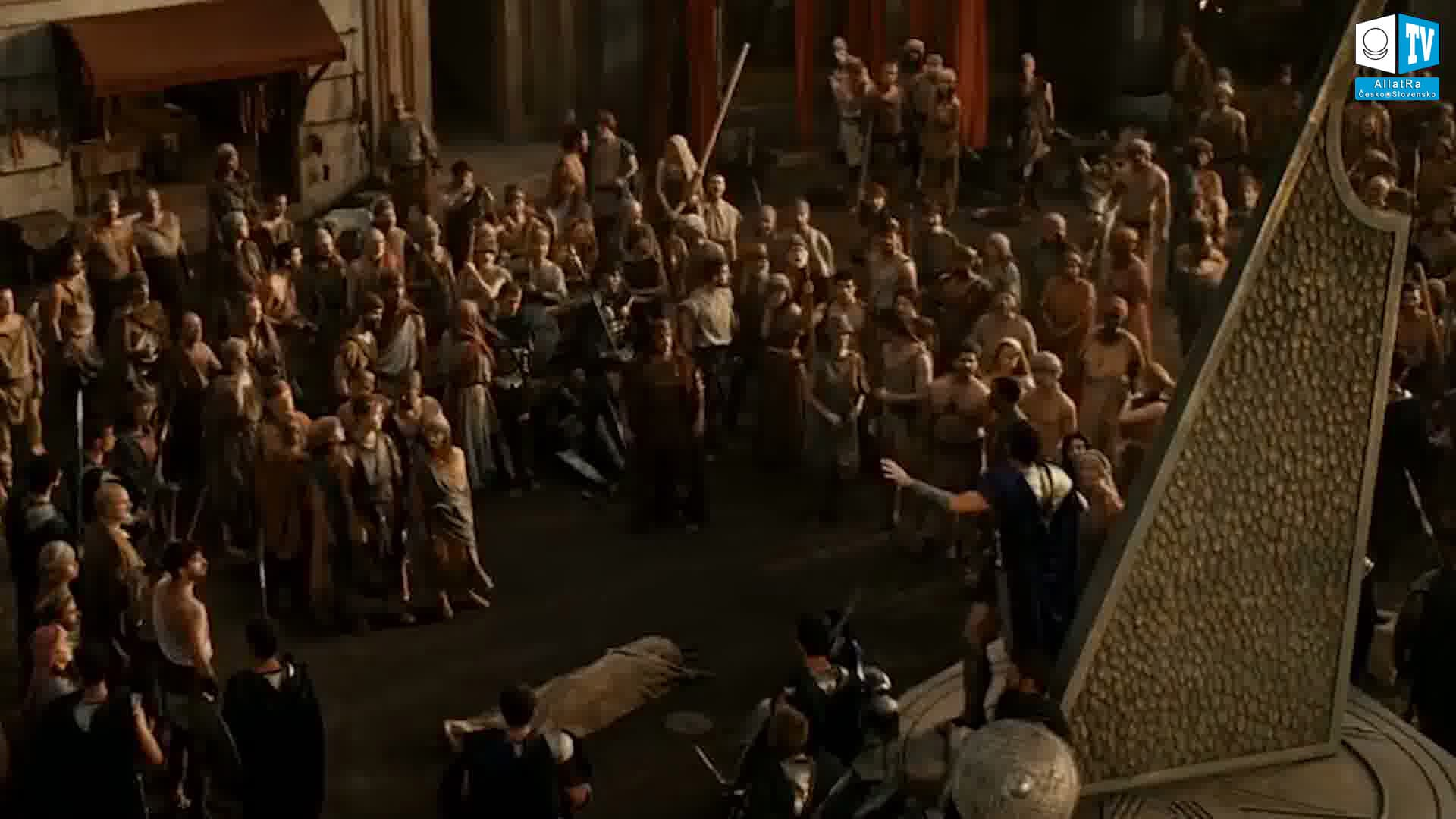 Vládci v Mezopotámii. Foto
