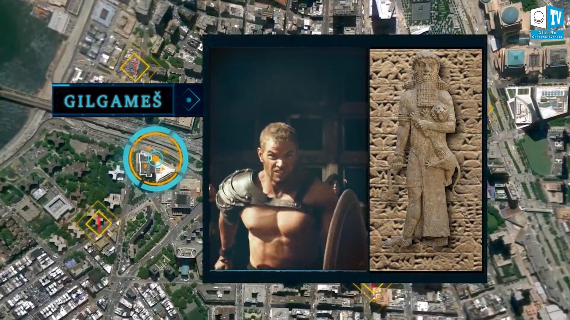 Gilgameš. Foto