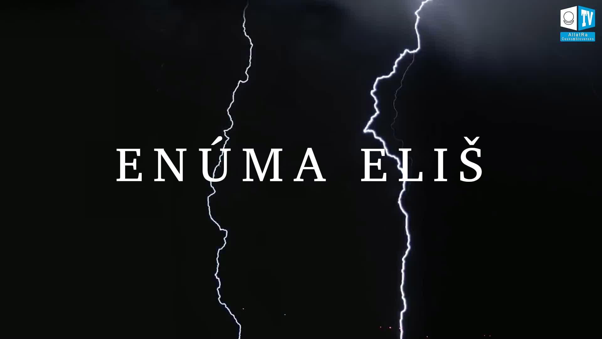 Enúma Eliš. Foto