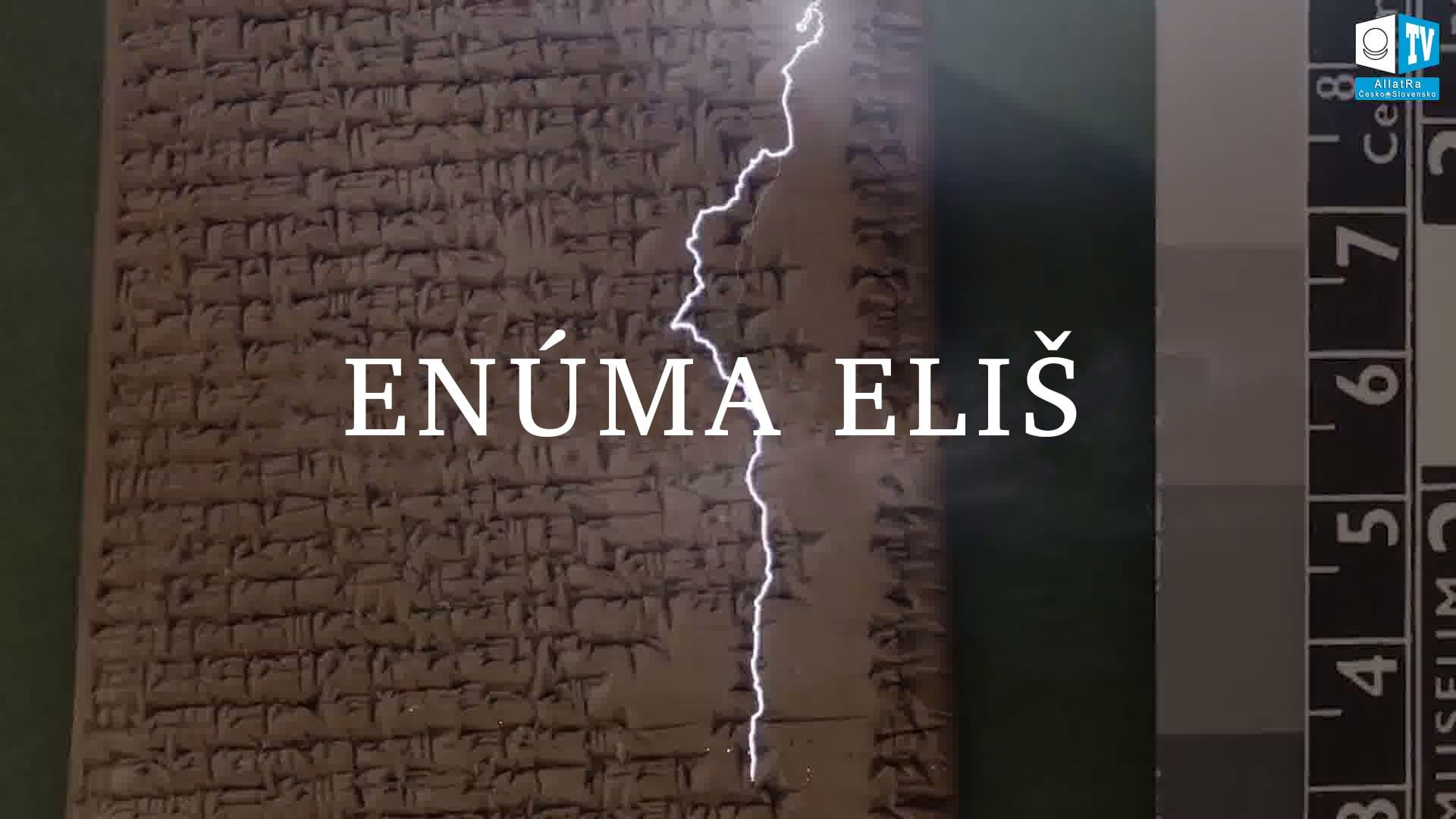 Enúma Eliš. 5. Foto