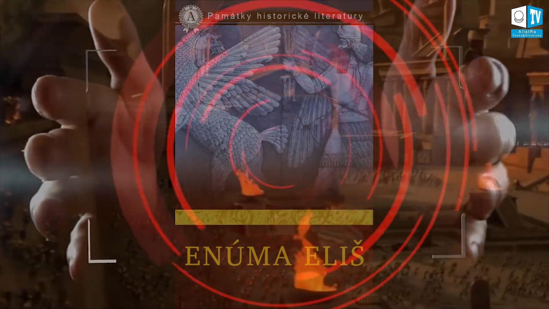 Enúma Eliš 11. Foto