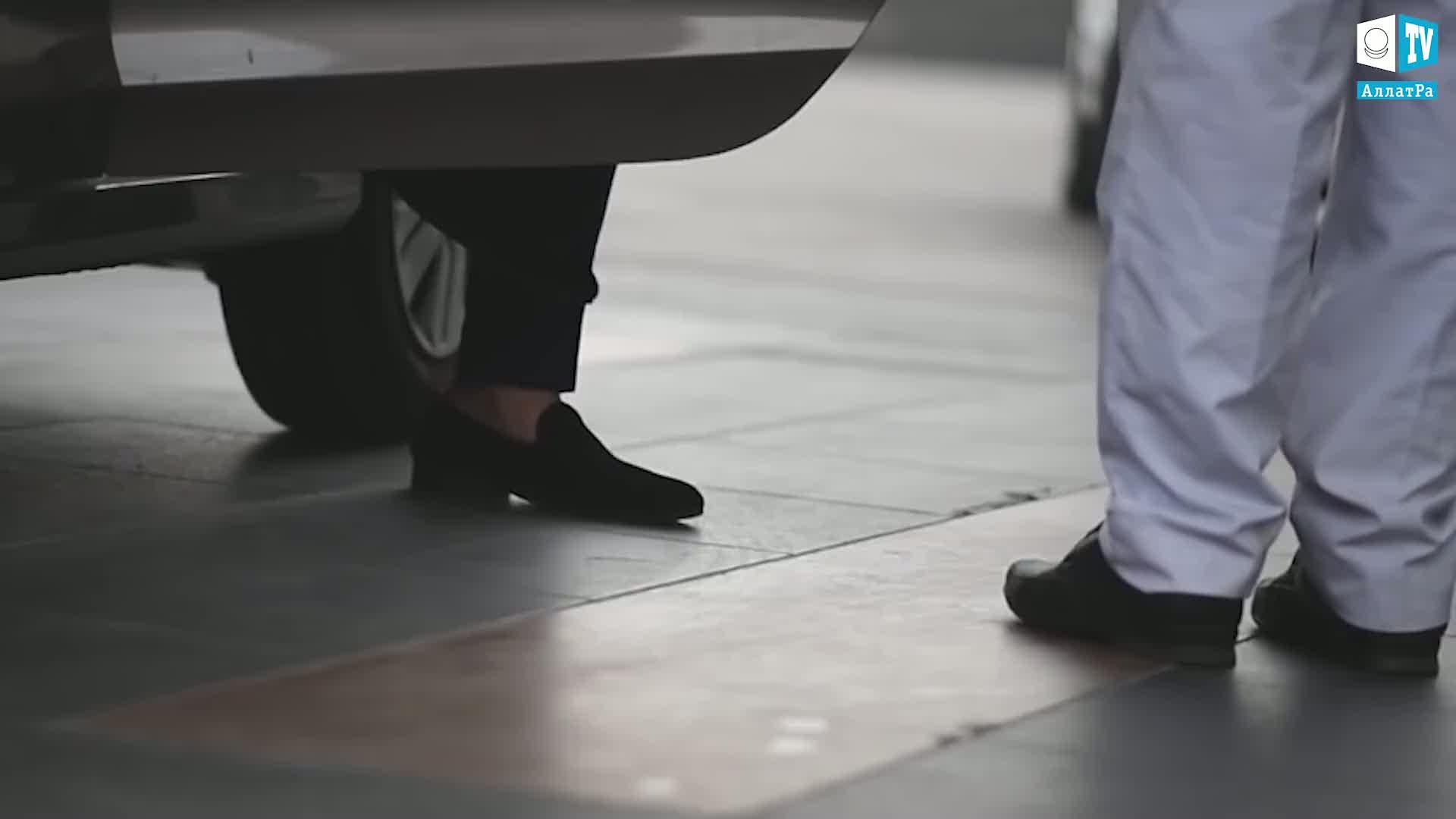 Pantofle. Foto