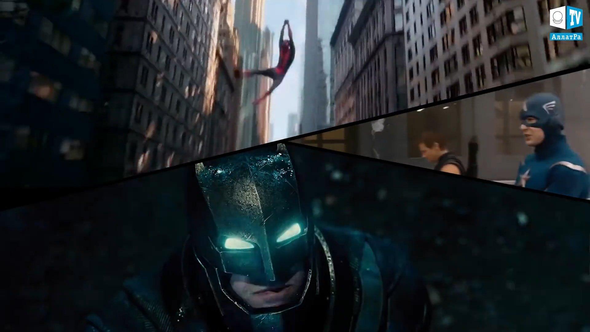 Záběry z filmu Batman. Foto