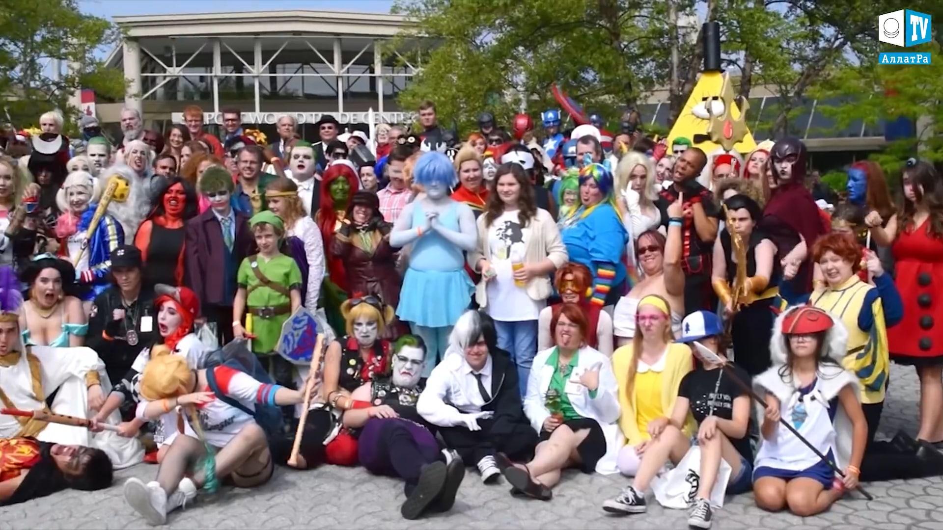 Foto kostýmů. Foto