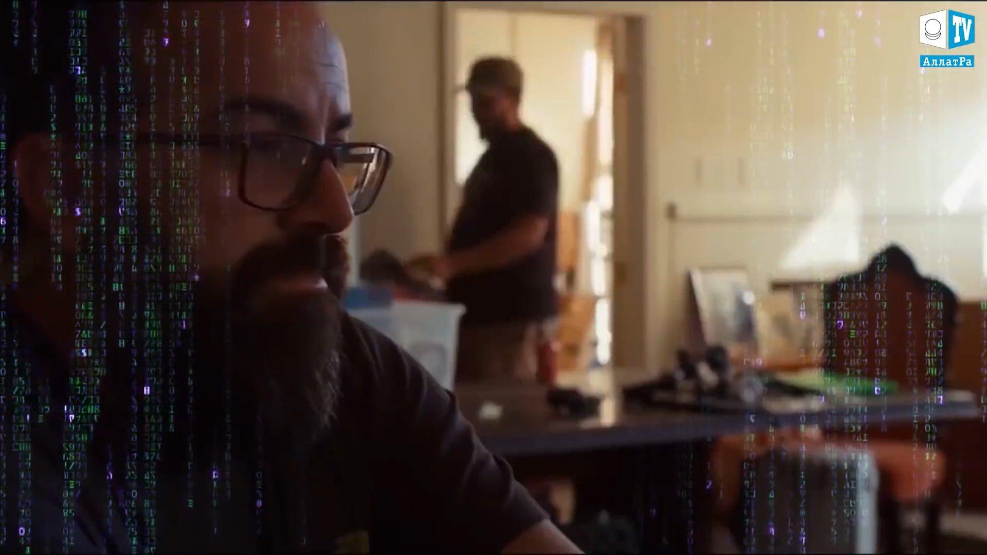 Muž s brýlemi. Foto
